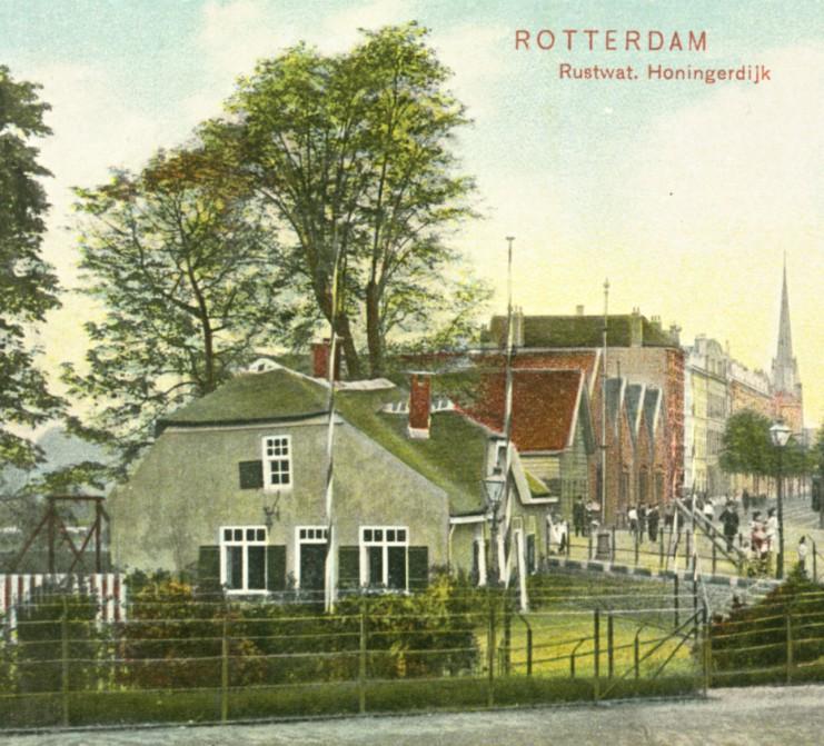 Rotterdam for Honingerdijk rotterdam
